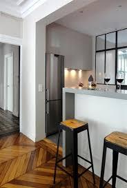 cuisine semi ouverte cuisine semi ouverte avec bar coté salle à manger