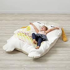 Giant Bohemian Floor Pillows by Kids Floor Pillows U0026 Poufs The Land Of Nod