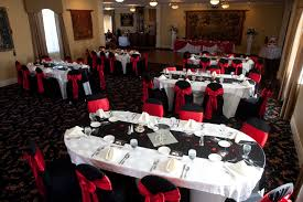 Decor Red And Blackns For Wedding Table Weddingblack Full