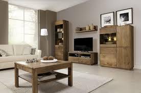 wohnzimmer komplett set k fazenda 5 teilig teilmassiv farbe dunkelbraun