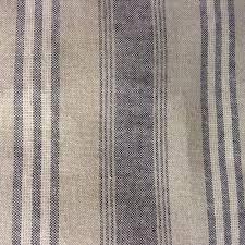 Grey And White Chevron Fabric Uk by Grey Stripe Fabric Ebay