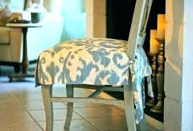 Dining Chair Seat Pads Room Cushions And With Ties