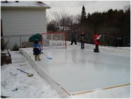 Backyards: Trendy Backyard Roller Hockey Rink. Backyard Roller ... 22013 Backyard Ice Rink The Morgan Demers Blog 25 Unique Ice Rink Ideas On Pinterest Hockey Sixtyfifth Avenue Skating Ez Ice 60 Minute The Green Head Kit Standard Sizes And Great Advice Outdoor Builder Year Round Rinks Archives D1 Photo Collection Hockey Background Plans Wood Executive Desk