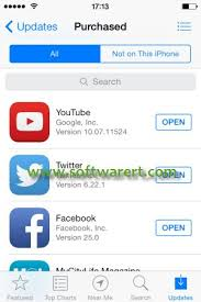 How to check App versions on iPhone