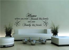Vinyl Wall Art Quotes Family Decal Scripture Decor For Home