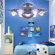 fabrik directpendant le led ufo kinder schlafzimmer jungen anhänger le led licht 31 w 40 w ideen fliegen untertasse droplight