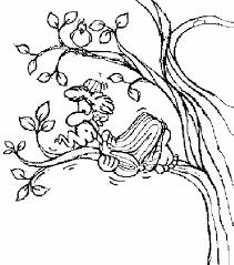 Best Coloring Page Zacchaeus