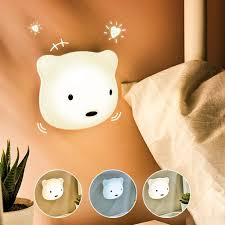 led nachtlicht kinder 3m nachtleuchte baby touch le für schlafzimmer nachttischlen mit gelbem weißem licht touch schalter nachtle für