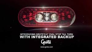 Grote's New 6 Oval LED Stop Tail Turn With Integrated Backup - YouTube Light 2 X 6 Inch Amber Led Strobe Grote Oval Grote 537176 0r 150206c Oem Truck Light 5 Wide With Angled Grotes T3 Truck Tour The Industrys Most Impressive Lights Amazoncom 77913 Yellow 360 Portable Battery Operated 1999 2012 Ford Box Van Cutaway Trailer Tail Lights New 658705 Light Kit Automotive 4 Grommets For 412 Id 91740 Joseph Grote Red Bullseye For Trailers Marker Lighting Application Gallery Industries Releases New Lighting Family Equipment Spotlight Leds Make Work Brighter Ordrive Owner