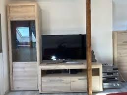 wohnwand viel stauraum wohnzimmer ebay kleinanzeigen