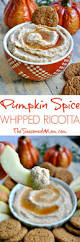 Pumpkin Fluff Recipe Cool Whip by Pumpkin Spice Whipped Ricotta The Seasoned Mom