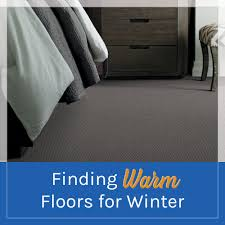 finding warm floors for winter empire today