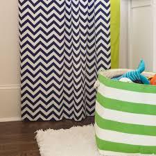 chevron curtains navy zig zag nursery lime green walmart panels
