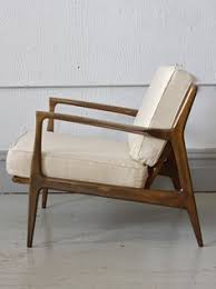 Kofod Larsen Selig Lounge Chair by His