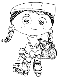 Adult Red Coloring Page The Word Cross And Super Why Pages
