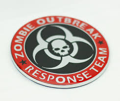 Amazon.com: 1 NEW CUSTOM ZOMBIE OUTBREAK RESPONSE TEAM BADGE EMBLEM ... How To Remove Factory Badges And Decals In Ten Easy Steps Fender Outlawleds Another Set Of 9 Custom Painted Ford Oval Blems For Jason Chrome Emblems Emblemart Custom Car Truck Hotrod Status Grill Dodge Accsories 9297 Obs Ford Grille Badge 52018 F150 Oval Blackout Grey Lettering Overlay Set S3m Automotive Nameplates Badging Auto Finished My Forum Community A 643hp 2006 F250 Built For The Loving Lolly Photo Image Gallery Ford Brushed Carbon Black Charcoal Gray Billet Inc 062011 Ranger Tailgate Or Grill Blem Matte Black