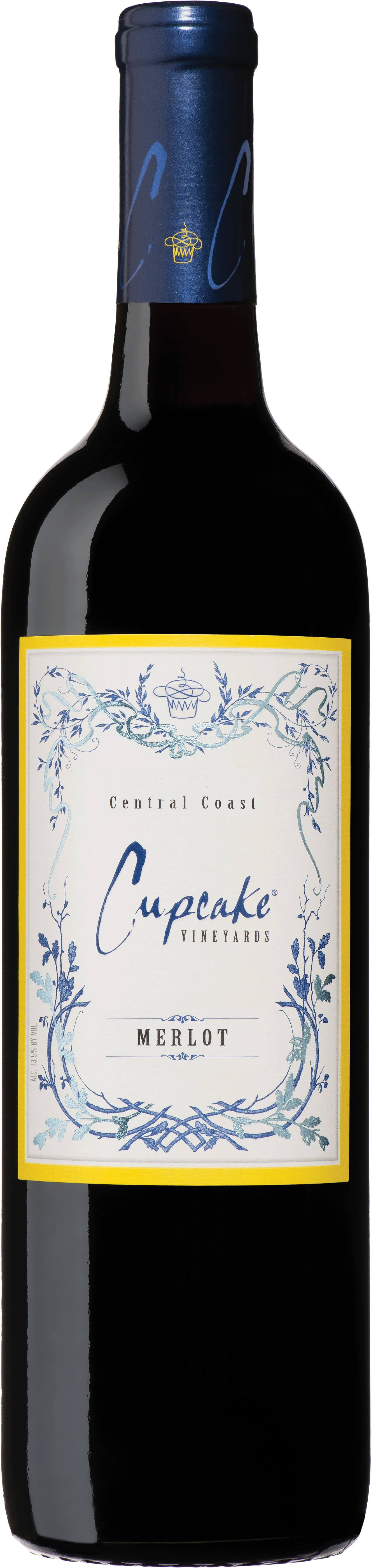 Cupcake Vineyards Merlot