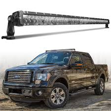 100 Truck Light Rack 50 Inch 250W LED Bar SpotFlood Combo 21400 Lumens CREE LED