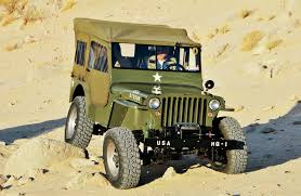 100 Custom Truck Hq 1943 WILLYS JEEP Offroad 4x4 Custom Truck Retro Suv Military