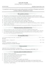 Mba Resume Examples Template Title For Freshers