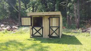 Loafing Shed Plans Portable by Goat Sheds Mini Barns And Shed Construction Millersburg Ohio