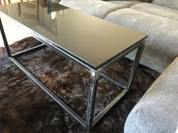 naturstein wohnzimmer tisch granit couchtisch