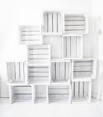 Apple Crates Shelf