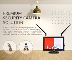 tovnet co ltd premium security solution cctv