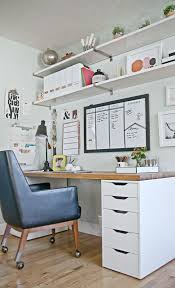 Ikea Desk Hutch Whiteboard by Style At Home With Heather Freeman Southern Living Desks And