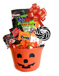 Poisoned Halloween Candy 2014 by Trick Or Treat Pumpkin Face Pail Filled With Halloween Candy