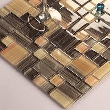 wholesale mosaic tile glass backsplash kitchen countertop