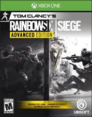 siege xbox one tom clancy s rainbow six siege advanced edition for xbox one gamestop