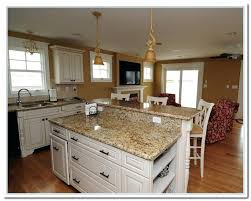 White Kitchens With Granite Countertops Cabinets Wonderful Living Room Design Applying New Home Decor To Any
