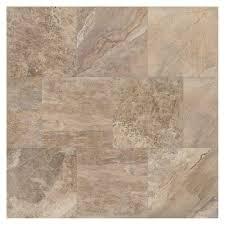 marazzi bartello fawn 18 in x 18 in glazed porcelain floor and