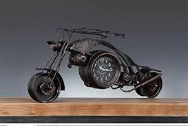 de lilsn retro kreative große motorrad sitz