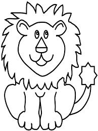 Lions Lion15 Animals Coloring Pages