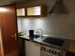 edelstahl spüle oberteil für ikea värde küchen schrank