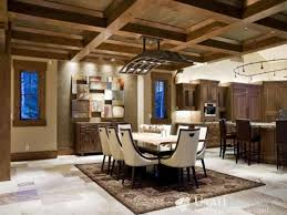 Image Of Contemporary Rustic Style Home Design