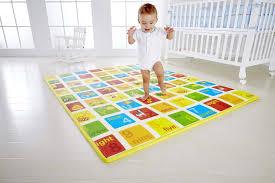 Foam Floor Mats Baby by Amazon Com Hape Baby Play Mat For Floor 70 X 59 Inches