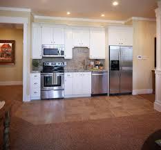 Kitchen Design Basement Ideas Per Kitchenette
