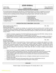 Project Manager Resume Save Resumes For Managers Simple Templates