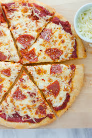 The Best Gluten Free Pizza Crust Easy To Make And Works With Basically Any