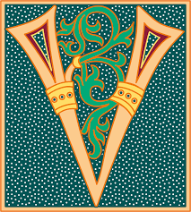 Illuminated Letters V