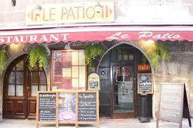 restaurant le patio restaurant le patio picture of le patio villefranche de
