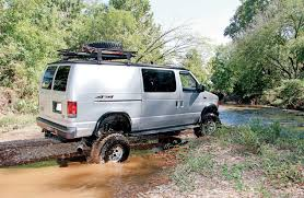 Ford Off Road Van