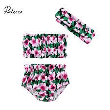 Großhandel Baby Mädchen Kinder Sommer Kleinkind Outfits Kleidung T
