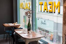 Salon Inventive Seasonal This Is Brixton At Its Best A Contemporary Dining
