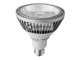 acuity brands introduces 25w 2000 lumen par38 led l capable of