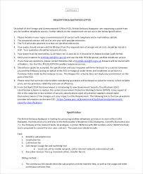 response letter to request for quotation 28 images rfq quote