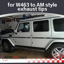 W463 Exhaust Tips Fit For MB G Class W463 To G63 / G65 Exhaust Tips ... 985 Ctt Look Exhaust Tips On Ebay Anyone Done This 6speedonline Carriage Works Roll Pan And Goingbigger Tips Afe Power 49c42046b Mach Forcexp 5 409 Stainless Steel Bms Black Exhaust New Plates Put On Love Them Golfgti G37x Sedan Myg37 Npp Camaro6 Carven Direct Fit Square Muffler For My 2016 Civic Touring Honda 12014 F150 Ecoboost Gibson 4 Metal Mulisha Catback Kit How To Clean Pipes Audiworld Forums Dodge Ram 1500 42018